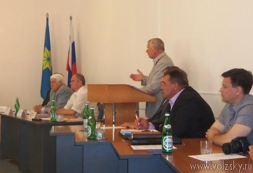 Волжский – единственный город в регионе, который не имеет долгов за газ