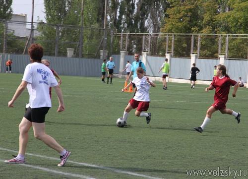 Волжский отмечает День физкультурника