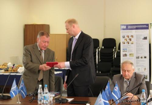 Волжскую ГЭС посетили члены Совета ветеранов энергетики
