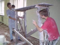 Детскую больницу в Волжском будут ремонтировать по суду