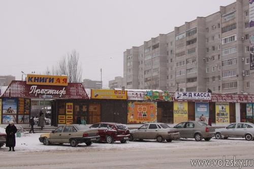 Жители Волжского против точечной застройки
