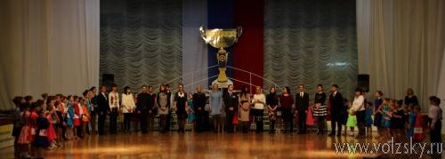 Бальные танцы принесли волжанам «золото» и «серебро»