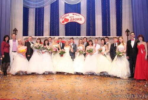 Балашовы - Лучшая свадебная пара 2012 года