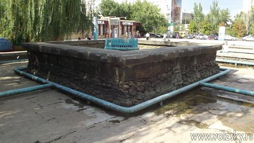 Безмолвные фонтаны