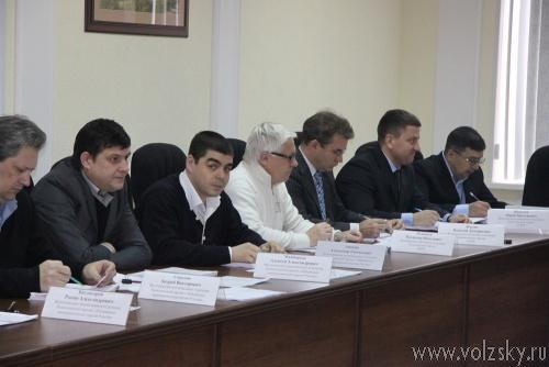 Депутаты приняли бюджет на 2014 год