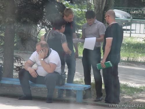 «Единая Россия» обозначила своих кандидатов в мэры Волжского