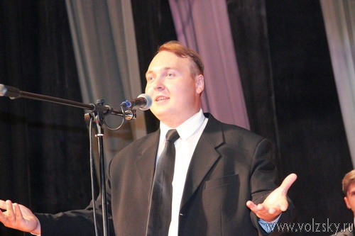 Евгений Кузнецов – Мистер Волжский 2013