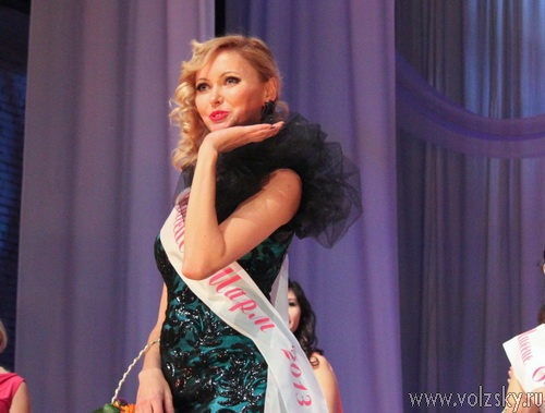 «Миссис Волжский – 2013». Большой фоторепортаж