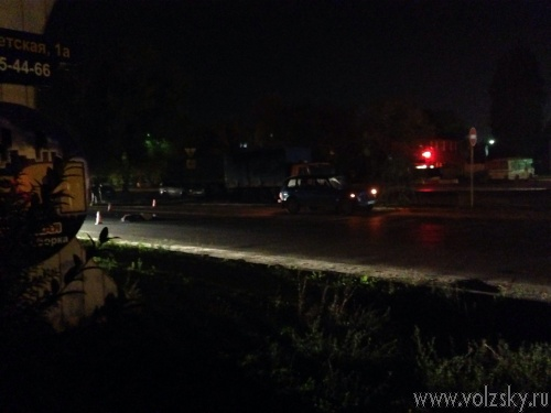 На улице Карбышева снова сбили человека насмерть