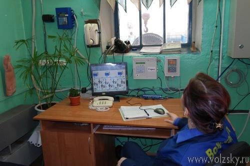 На «Водоканале» запущено новое оборудование стоимостью в 6,6 миллионов рублей