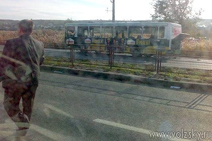НАК: В автобусе в Волгограде взорвалась бомба