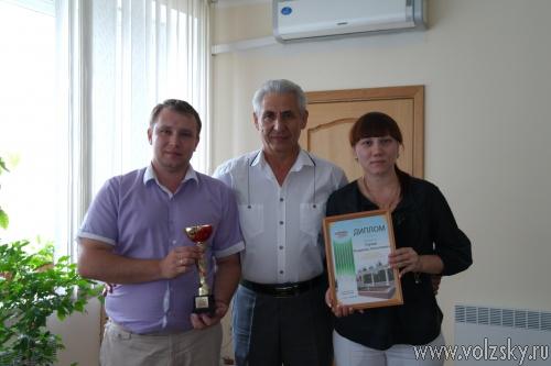 Народному депутату Волжского вручили заслуженную награду