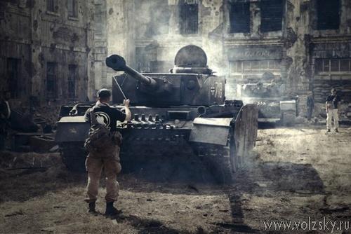 Нашумевший фильм «Сталинград» всего за 100 рублей!