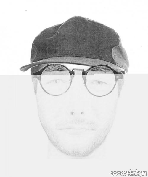 Полиция разыскивает грабителя