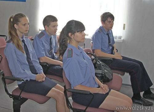 Полицейский класс
