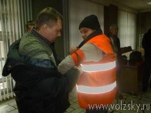 Представители общественности помогают волжской полиции обеспечить безопасность горожан