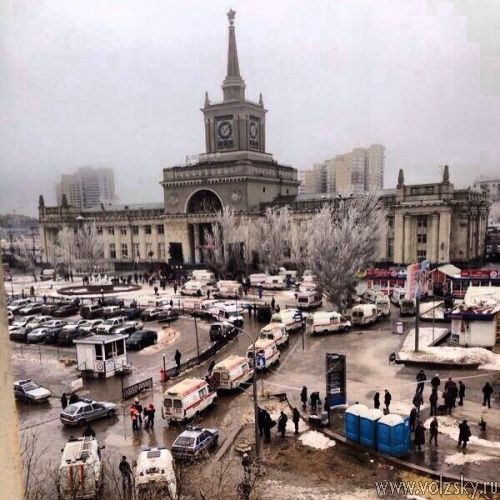 При взрыве на вокзале в Волгограде погибли 10 человек
