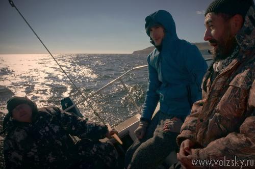 «Синей иней»  завершил яхтенный сезон 2013