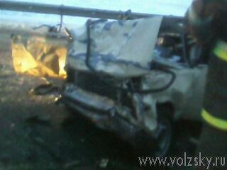 В аварии под Волгоградом погибли шесть человек
