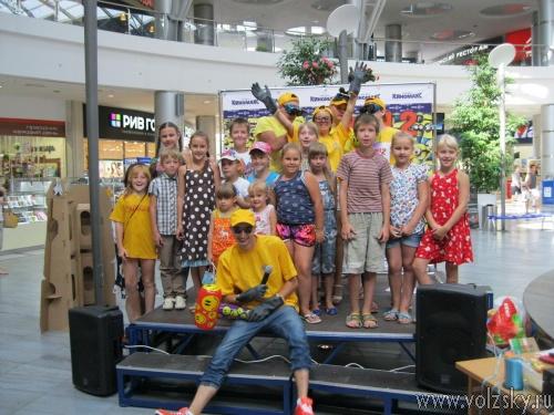 В киноцентре Киномакс-Волжский прошел благотворительный показ