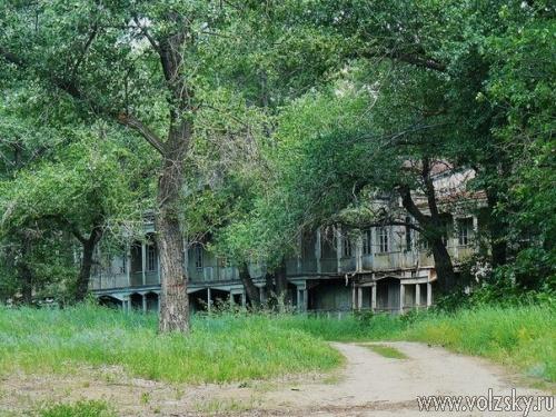 В Волгоградской области хотят снести старинную пристань