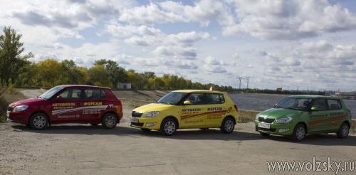 В Волжском открылась новая автошкола – «Форсаж»!