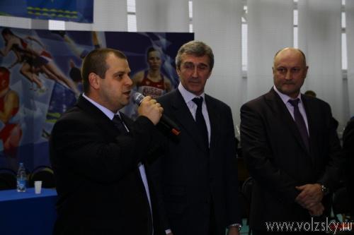 В Волжском проходят турнир «Надежды России»