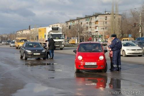 В Волжском прошел «День памяти жертв ДТП»