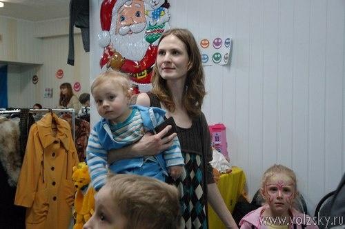 В Волжском прошла предновогодняя «Ярмарка Доброты»