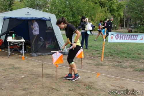 В Волжском прошли соревнования I этапа Кубка по ориентированию