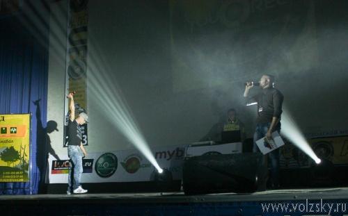 В Волжском прошёл фестиваль «АРТ-ЮФО»