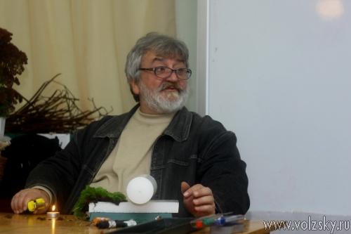 В Волжском прошёл мастер-класс Николая Агопа