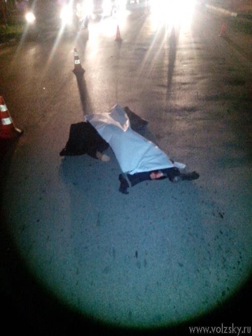В Волжском снова сбили человека насмерть. Подробности ДТП