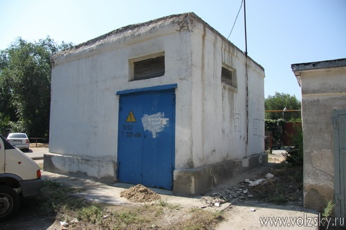 Вандалы портят подстанции в Волжском