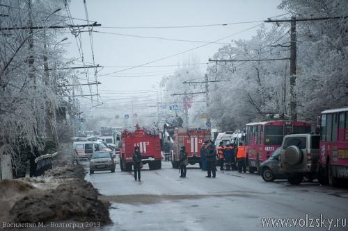 Волгоград. 30 декабря. Фотохроника