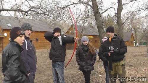 Волжане отдохнули в православном лагере