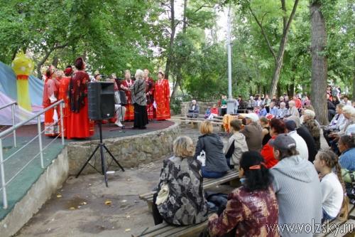 Волжане почтили память святых Петра и Февронии