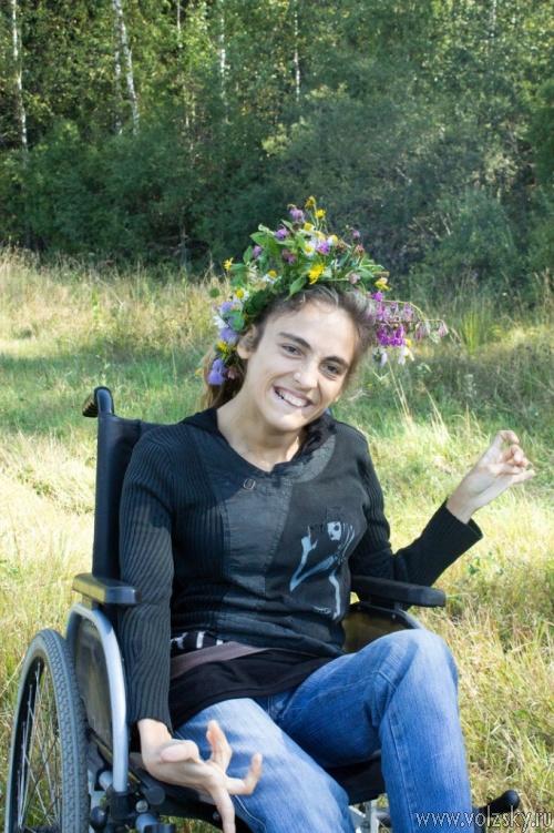 Волжанка-инвалид написала сценарий «сказки для взрослых»