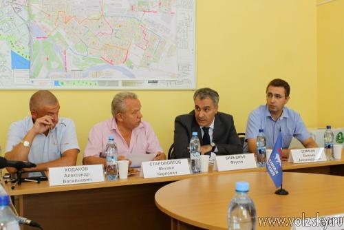 Волжские промышленники обсудили общие проблемы