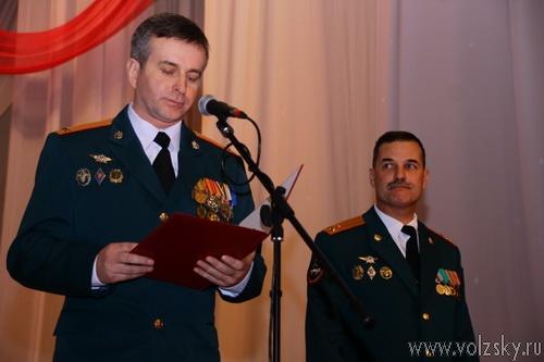 Волжским военным инженерам – 61