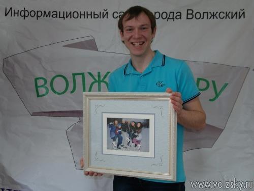 <b>Волжский.ру</b> вручил призы победителям конкурса «Зимнее настроение»