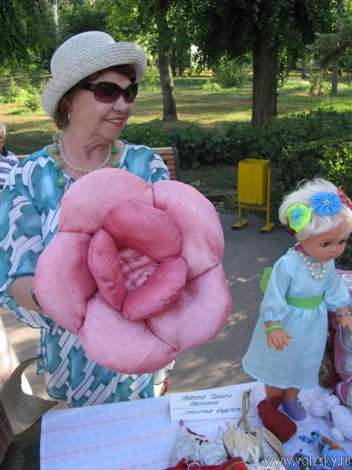 Волжскому парку исполнилось 60 лет