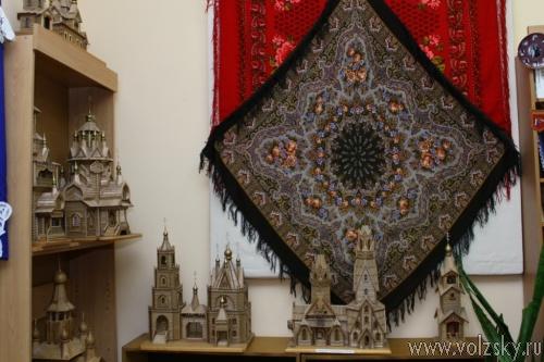 Выставка старинного рукоделия