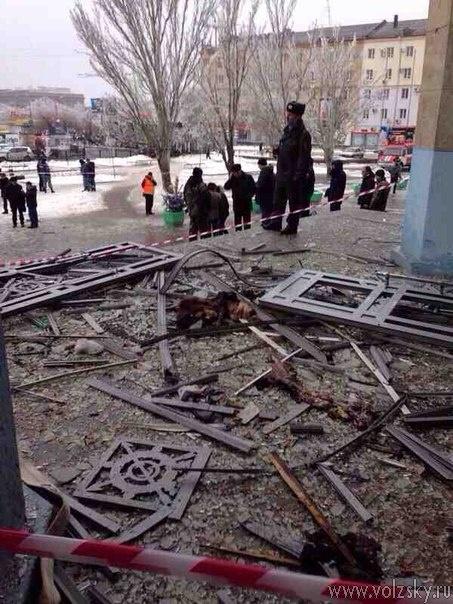 Взрывное устройство в Волгограде было начинено поражающими элементами