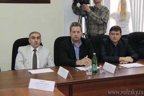 Ястребов - председатель гордумы