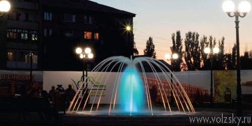 За что люди любят фонтаны?