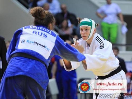 23-летняя волжанка стала претенденткой на участие в Олимпиаде-2016 в Рио-де-Жанейро