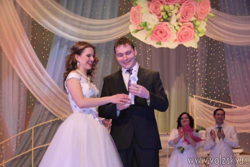 Борисовы Игорь и Ольга – лучшая свадебная пара!