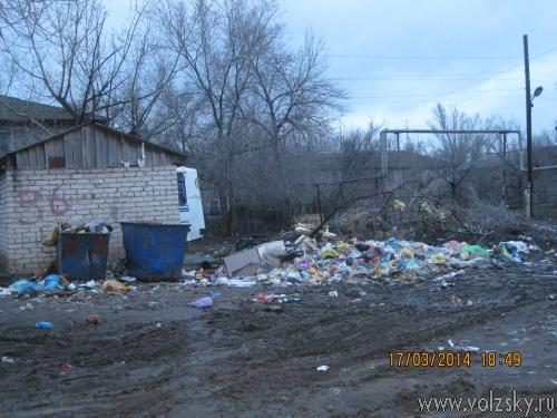 «Чистый город» не такой уж и «чистый»?