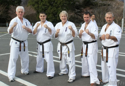 Депутат гордумы принял участие в международных тренировочных сборах по каратэ-киокусинкай